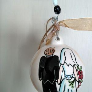 Glory Haus Bride & Groom Ornament